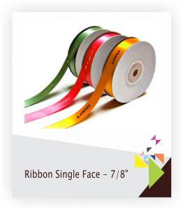 Ribbon Single Face -7-8